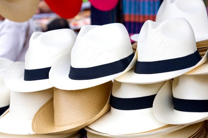 4896f8b3155ed Tendências de Verão  Chapéu Panamá