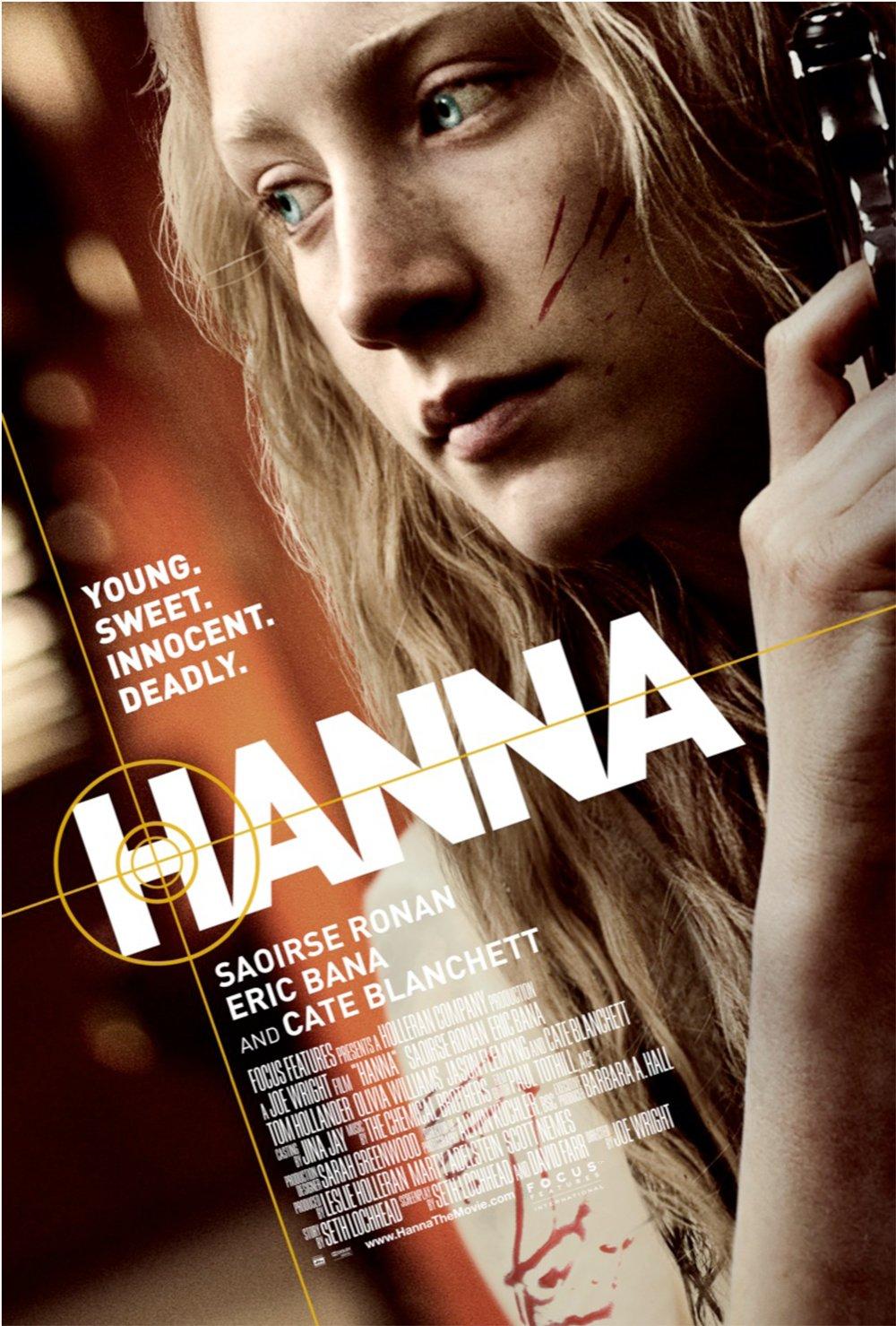 Filme: Hanna | Culturing You